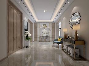 国宾一号 别墅装修 现代风格 腾龙设计 玄关图片来自周峻在国宾一号别墅项目装修现代风格的分享