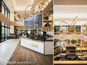 【马球主题咖啡馆】 高端设计