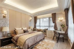 小资 旧房改造 收纳 白领 新古典 大理石 卧室图片来自幸福空间在172平,缔造时尚典雅气质居!的分享