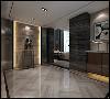 华润置地橡树湾别墅现代风格设计