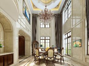 别墅装修 欧式古典 腾龙设计 客厅图片来自周峻在600平独栋别墅新古典风格设计的分享