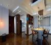 华侨城170平低奢现代设计