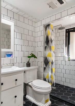 卫生间图片来自言白设计在半岛铁盒的分享