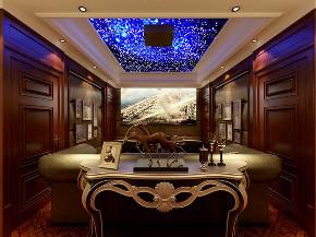 华润置地 橡树湾别墅 欧式古典 腾龙设计 其他图片来自腾龙设计在华润置地橡树湾别墅新古典设计的分享