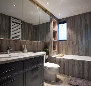 卫生间图片来自言白设计在布鲁克林的分享