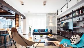 客厅图片来自言白设计在布鲁克林的分享
