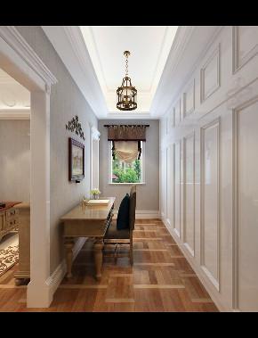 欧式 新古典 别墅 其他图片来自大业美家 家居装饰在别墅装修设计-欧式新古典的分享