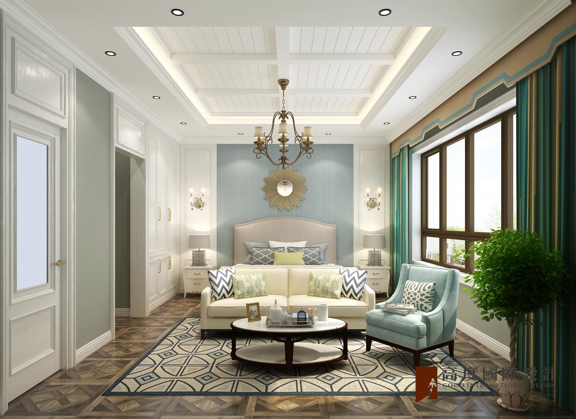 卧室图片来自北京高度国际在东亚华欣湾--欧式风格的分享