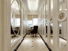 华亭别墅 装修设计 欧式古典 腾龙设计 卫生间图片来自腾龙设计在华亭别墅项目装修欧式古典风格的分享