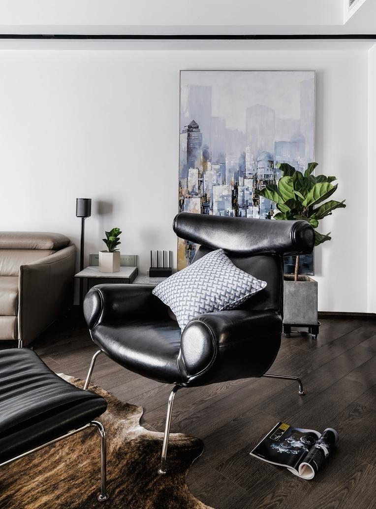 客厅图片来自言白设计在城市的分享