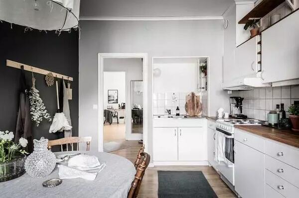 紫苹果 装修公司 单身公寓 装修案例图片来自太原紫苹果装饰zpg在单身小公寓案例的分享