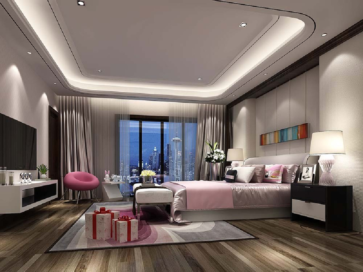 剑桥景苑别墅项目装修现代风格设计,上海腾龙别墅设计作品,欢迎品鉴