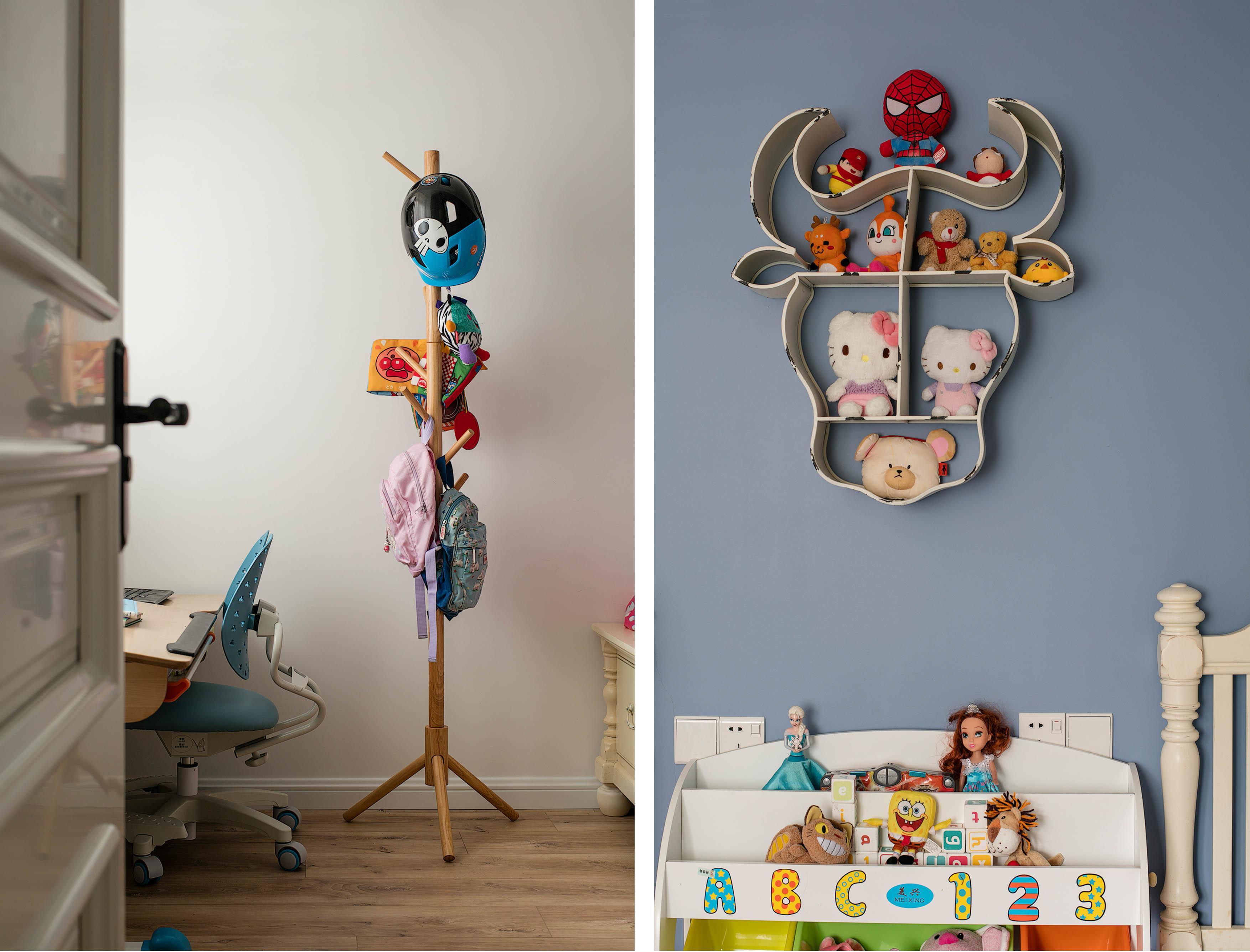 欧式 小资 儿童房图片来自盒子设计在独奏的分享
