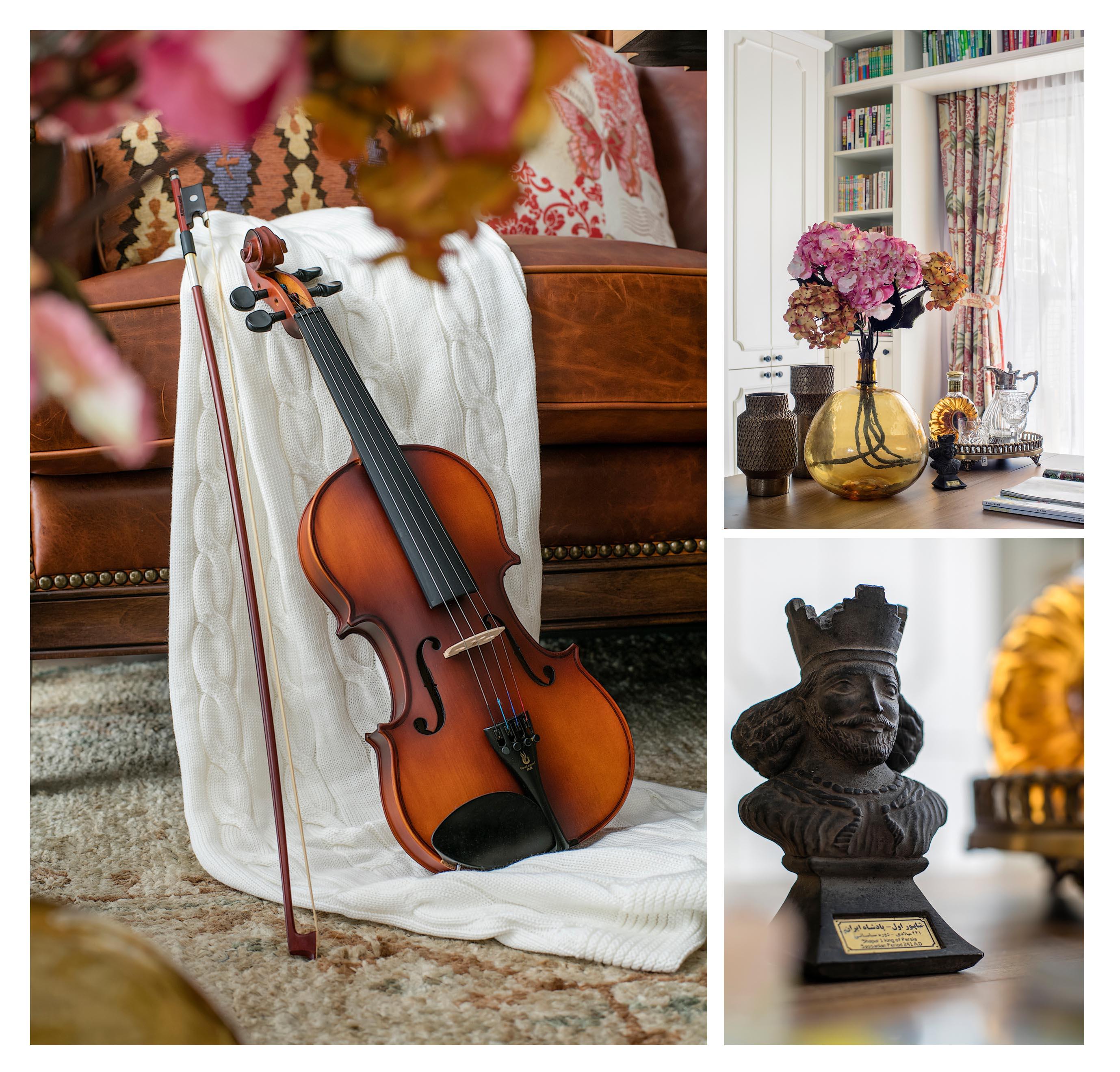 欧式 小资 客厅图片来自盒子设计在独奏的分享