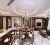 路劲翡丽湾350平别墅项目装修欧式古典风格设计,上海腾龙别墅设计作品,欢迎品鉴