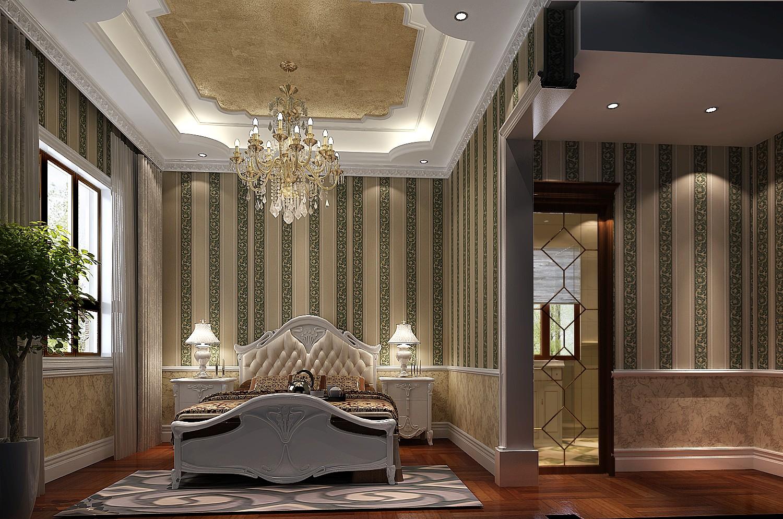 卧室图片来自北京高度国际在格拉斯小镇奢华欧式风格的分享