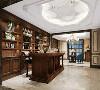 湖滨四季别墅装修欧美风格设计,上海腾龙别墅设计作品