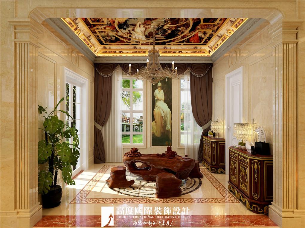 其他图片来自北京高度国际在格拉斯小镇奢华欧式风格美美的的分享