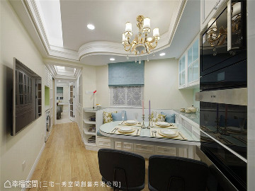 40平,打造高CP值新婚古典宅