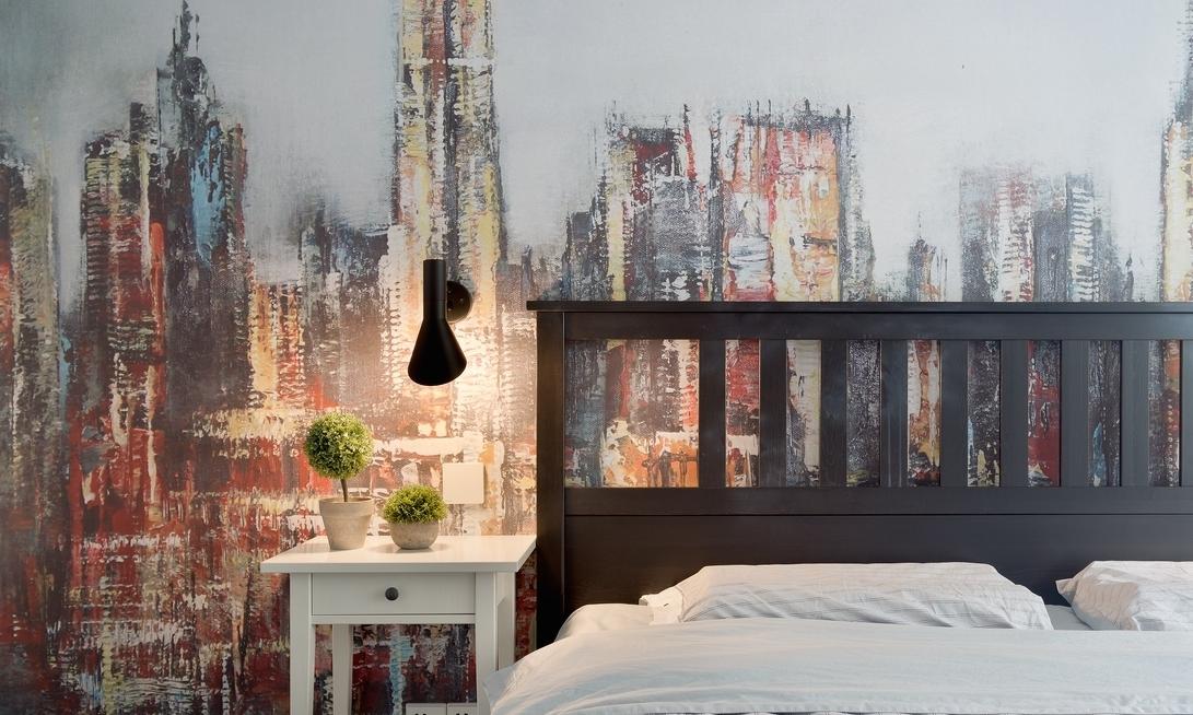 简约 三居 卧室图片来自言白设计在给予信任的家的分享