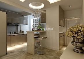 中海康城 三居 厨房图片来自百家装饰LL在中海康城的分享