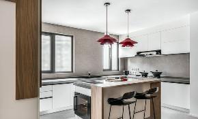 厨房图片来自言白设计在极简风的分享