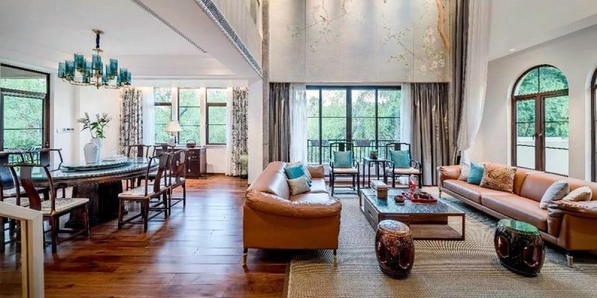 在这里,家具已经不仅仅只是装饰,更是一种文化载体,它体现了设计师和居住者共同追求的文人雅士风范,也让空间的形象更为立体、饱满与生动。
