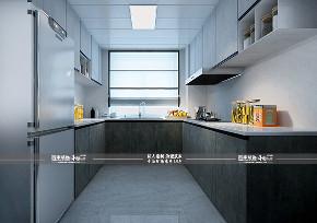 三居 后现代风格 奥园国际 厨房图片来自百家设计小刘在奥园国际125平后现代风格的分享