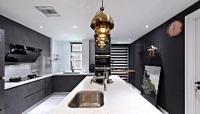 厨房图片来自家装大管家在108平现代简约3居 尽显舒适优雅的分享