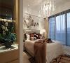 珠江新城三室121平现代风格
