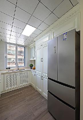 厨房图片来自家装大管家在100平美式休闲3居 和谐舒适生活的分享