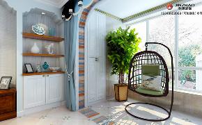 简约 三居 80后 小资 旧房改造 阳台图片来自装家美在锦东如意城139平米现代简约风格的分享