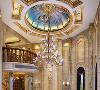 香水湾独栋别墅项目装修欧式古典风格设计方案展示,上海腾龙别墅设计师郭建作品,欢迎品鉴