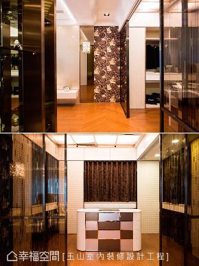 奢华风格 收纳 旧房改造 80后 小资 衣帽间图片来自幸福空间在258平,传世豪邸,工艺绝代风华的分享