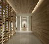 华润中央公园别墅项目装修现代风格设计方案展示,上海腾龙别墅设计师徐文作品,欢迎品鉴