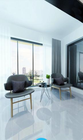 三居 现代轻奢 阳台图片来自云南俊雅装饰工程有限公司在都铎城邦的分享