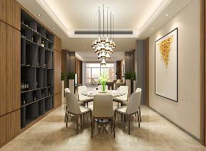 港式 装修设计 餐厅图片来自大业美家 家居装饰在港式装修设计风格:安若暖城的分享