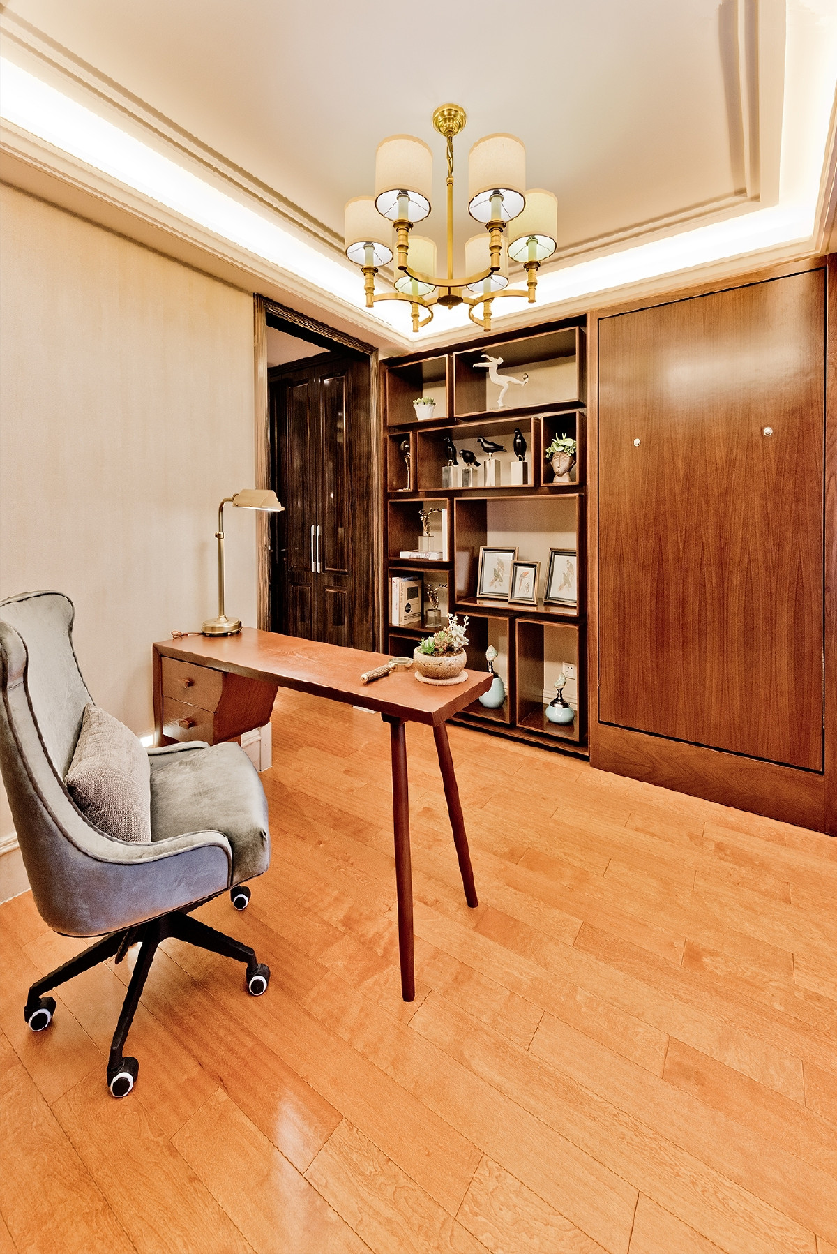 建发·璟墅别墅中间套叠加别墅项目装修现代风格设计案例展示,欢迎品鉴