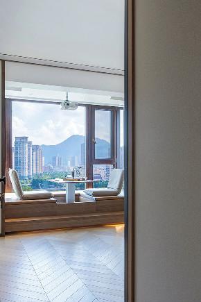 阳台图片来自云南俊雅装饰工程有限公司在新中式的分享