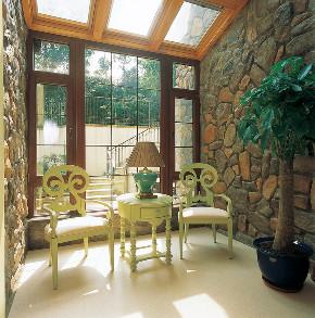 圣安德鲁斯 庄园别墅 欧美风格 完工实景 腾龙设计 阳台图片来自周峻在圣安德鲁斯庄园别墅完工实景的分享