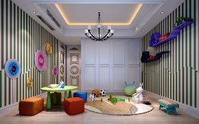 欧式 儿童房图片来自优家馆装饰在现代欧式的分享