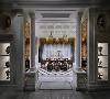 华侨城十号院别墅项目装修设计案例展示,上海腾龙别墅设计作品,欢迎品鉴