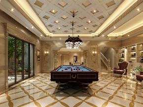 水岸新都 别墅装修 欧式古典 别墅设计师 腾龙设计 其他图片来自周峻在800平别墅欧式古典风格设计的分享