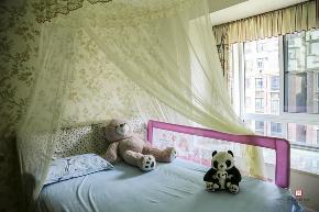简约 美式 田园 鹏友百年 全案设计 私人订制 卧室图片来自鹏友百年装饰在美式乡村美于恬淡姿态的分享