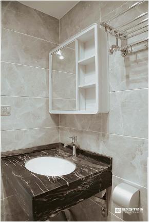 简约 现代 鹏友百年 全案设计 鲁能 私人订制 重庆家装 卫生间图片来自鹏友百年装饰在造就了现代的心,包容了整个世界的分享