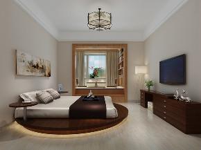 维诗凯亚别 别墅装修 美式风格 别墅设计师 卧室图片来自周峻在维诗凯亚400平别墅美式风格设计的分享