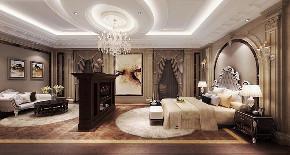 圣安德鲁斯 庄园别墅 新古典法式 腾龙设计 别墅设计师 卧室图片来自周峻在圣安德鲁斯庄园别墅法式设计的分享