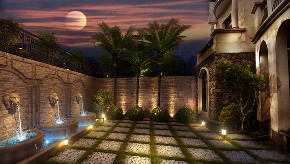 圣安德鲁斯 庄园别墅 新古典法式 腾龙设计 别墅设计师 阳台图片来自周峻在圣安德鲁斯庄园别墅法式设计方案的分享
