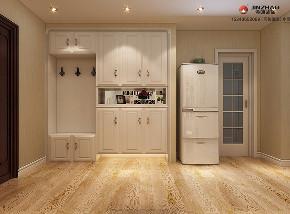 简约 三居 旧房改造 80后 小资 收纳 玄关图片来自装家美在130平米现代简约设计风格的分享