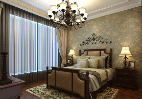 80后 小资 三居 卧室图片来自辽宁百家装饰在汇置尚都的分享